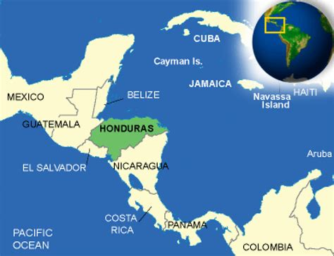 america map facts honduras facts culture recipes language government