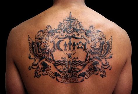 family nebraska tattoo great family crest tattoos pictures tattooimages biz