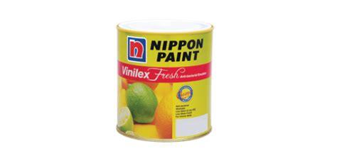 Cat Akrilik Nippon harga jual distributor nippon vinilex fresh murah