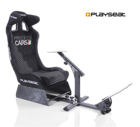 volante xbox 360 logitech playseat 174 project cars playseat