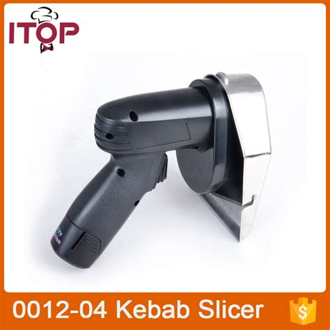 slicers cimiters and gyro knives commercial kitchen knives professional wireless electric shawarma doner kebab knife