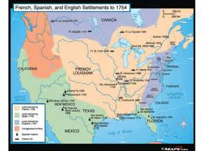 map of america 1754 and indian war map breeds picture