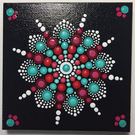 dot pattern mandala 25 best ideas about dot painting on pinterest stone art