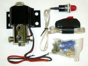 Brake System Line Lock Line Lock Brake Lock Roll Electric Kit Hill
