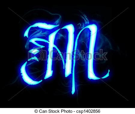 Black And Blue Magic illustration de bleu magie sur m arri 232 re plan flamme