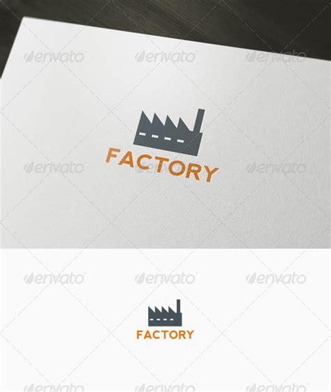 factory template factory logo graphicriver