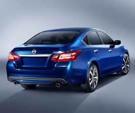 Nissan Cost 2017 Nissan Altima Price Release Date Redesign Interior