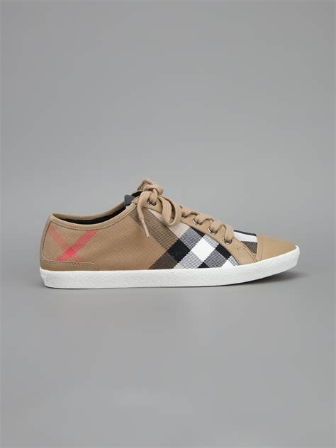 burberry sneaker burberry s checked sneakers ijshoes