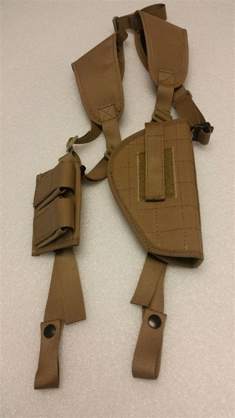 light bearing shoulder holster horizontal shoulder holsters wrbsales