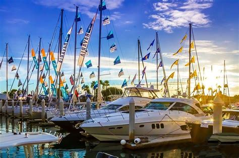 san diego international boat show hoy se inaugura el san diego international boat show