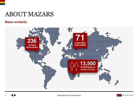 Mazars offices worldwide marriage