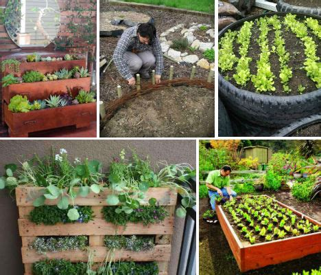 diy garden bed 13 creative diy solutions for raised garden beds webecoist