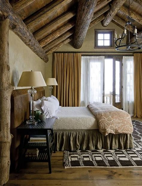 cozy rustic bedroom design ideas digsdigs