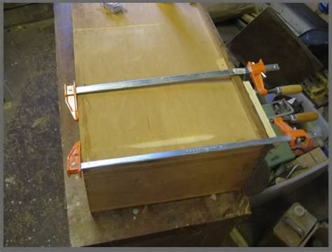 Repair Drawer Bottom by Power Restoration Photos