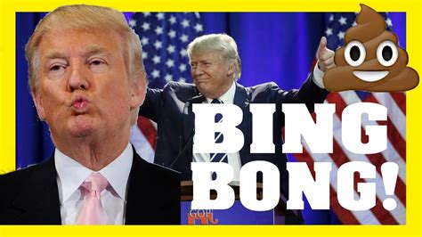 donald trump bing bong donald trump s bing bong ultimate funny remix youtube