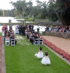 Fairchild Tropical Botanic Garden Wedding Top Spots To Host A Wedding Reception In South Florida 171 Cbs Miami