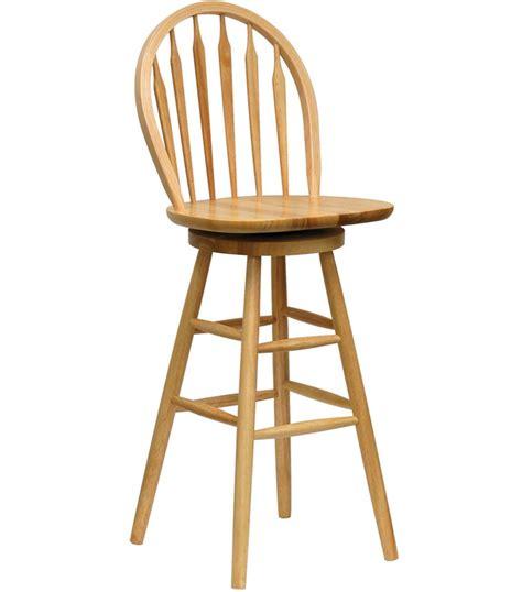 farmhouse bar stools farmhouse swivel bar stool in wood bar stools