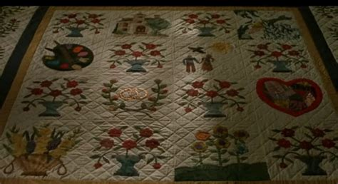 How To Build An American Quilt by