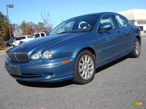 Blus Jaguar 2 2002 adriatic blue metallic jaguar x type 2 5 56760874 photo 5 gtcarlot car color