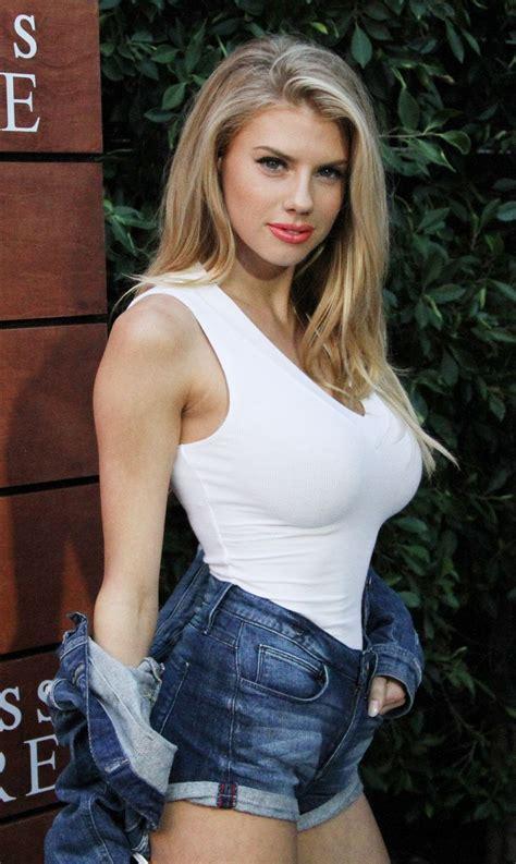 bid tites mckinney amazing big in tight shirts and