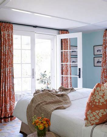 orange and blue room southgate residential color inspiration blue and orange