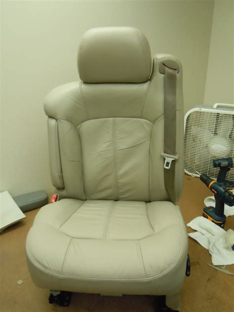 Seat Upholstery Shop by After Auto Upholstery Leather Seat Covers 3rd Row Seats