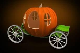 cinderella pumpkin carriage cinderella s pumpkin carriage step iges 3d cad model grabcad