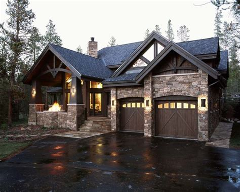 mountain home exteriors waterdance harmony traditional exterior denver by