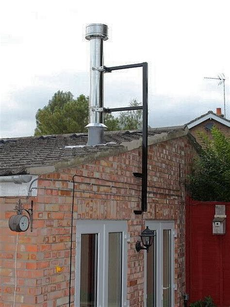Chimney Height On Single Storey Extension - fotheringhay woodburners for wood multifuel stoves