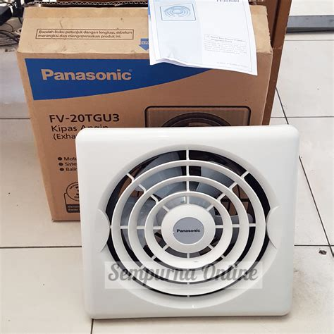 panasonic ceiling ventilation fan harga spesifikasi panasonic ceiling exhaust fan kipas