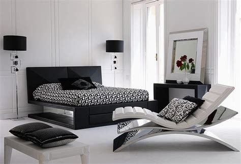 Interior Design Ideas Bedroom Black And White Black And White Themed Bedroom Decorating Wellbx Wellbx