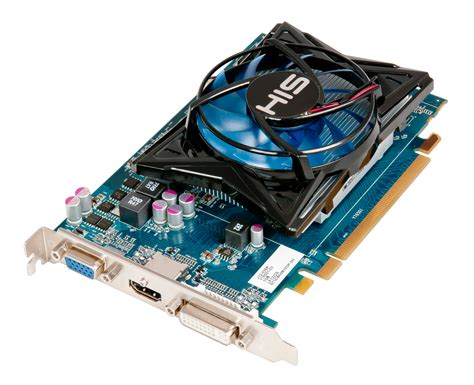 Vga Hd 7700 His 7750 Icooler 2gb Ddr3 Pci E Dvi Hdmi Vga