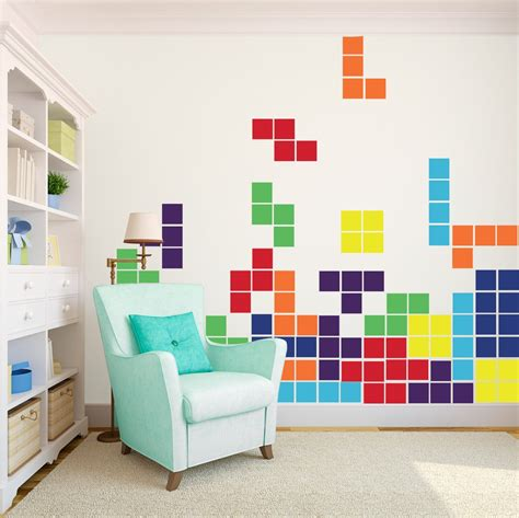t駘馗harger jeux de cuisine this tetris inspired home decor will fit perfectly into