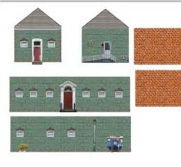 scala play template 13 best photos of free printable paper models buildings