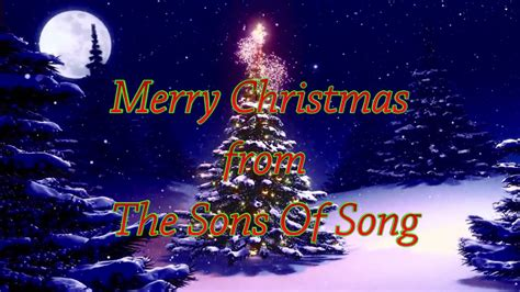 sons  song merry christmas mom  dad youtube