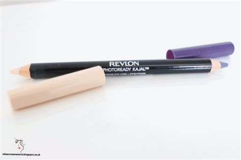 Eyeliner Revlon Indonesia diary of niken review revlon photoready kajal