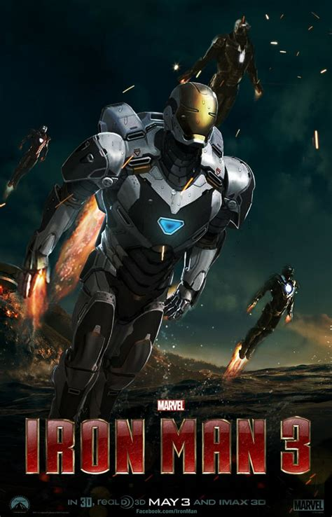 poster iron man bilafond s randomness ironman 3 posters iron man 3 the movie posters