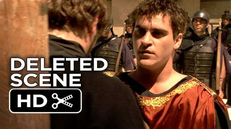 music film gladiator youtube gladiator deleted scene what is your name 2000