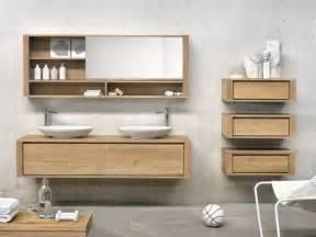 meuble miroir salle de bains meuble salle de bains id 233 es magnifiques miroir original