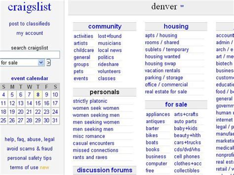 craigslist colorado police man solicits his own killing on craigslist