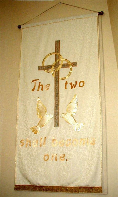 Wedding Banner For Church by 23 Best Images About Church Banners On