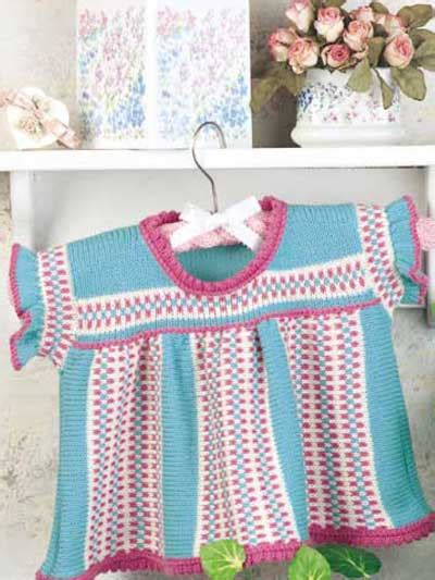 knitting patterns baby frocks knitting baby knitting patterns fairisle frock