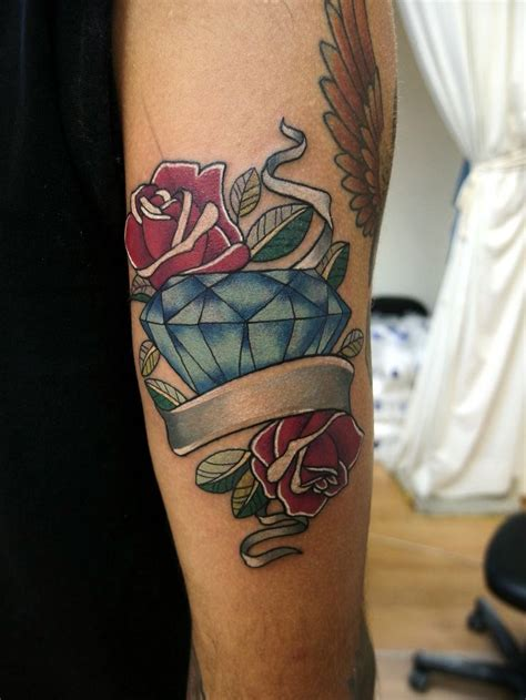 rose tattoo with ribbon 1976 best images about tattoos on back tattoos