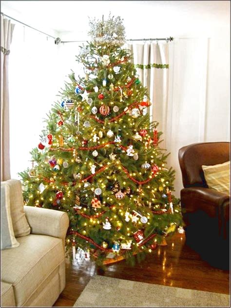 decorating ideas beautiful christmas decorated homes top