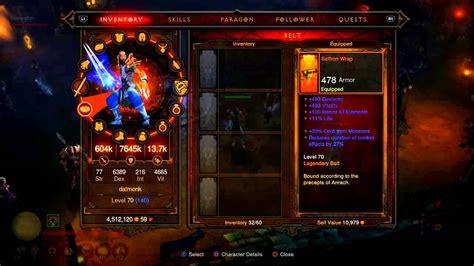 diablo 3 monk builds 2 4 ps4 ps4 datmonk is back diablo 3 ultimate evil edition monk