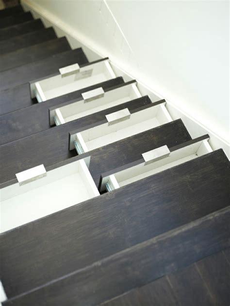 moderne treppen benutzung der fl 228 che unter der treppe