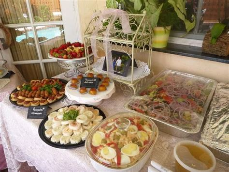 couples wedding shower food ideas 2 1000 ideas about bridal shower on bridal
