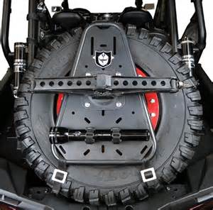 Xp 1000 Truck Tires Pro Armor Spare Tire Mount For Rzr Xp 1000 Xp 4 1000