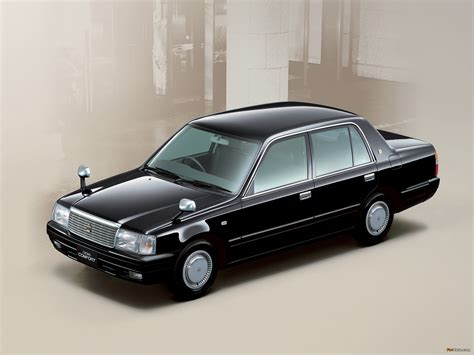 toyota crown comfort images of toyota crown comfort s10 1995 2048x1536
