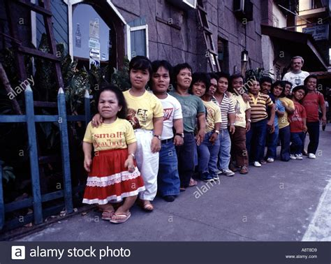 hobbit house manila dwarf community at the hobbit house manila philippines stock photo royalty free image